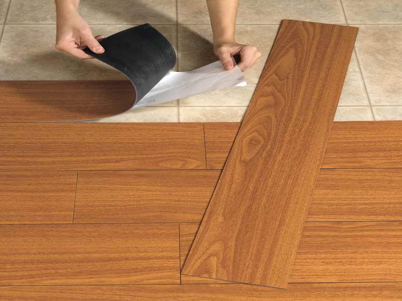 Home Improvement Stores Urged to Drop Toxic Vinyl Flooring