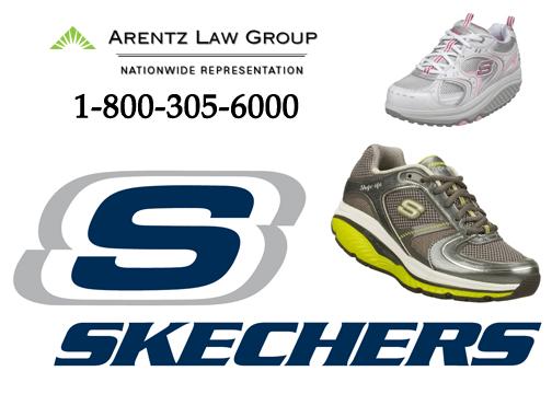 skechers shape ups injuries